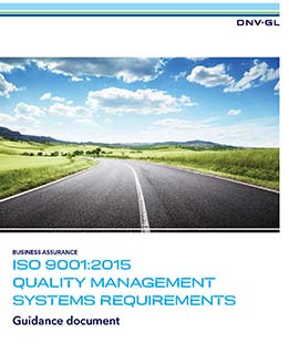 9001:2015 - Guidance for the new standard and its key requirements.